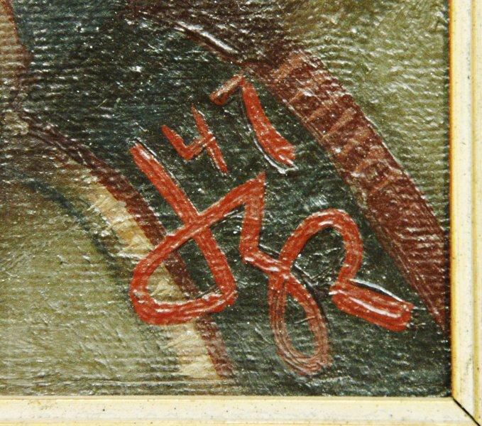 Schilder bij initialen gezocht for Schilder en behanger gezocht