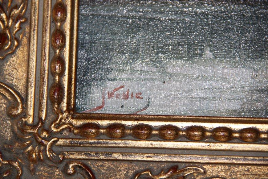 Wie kent deze schilder for Schilder en behanger gezocht