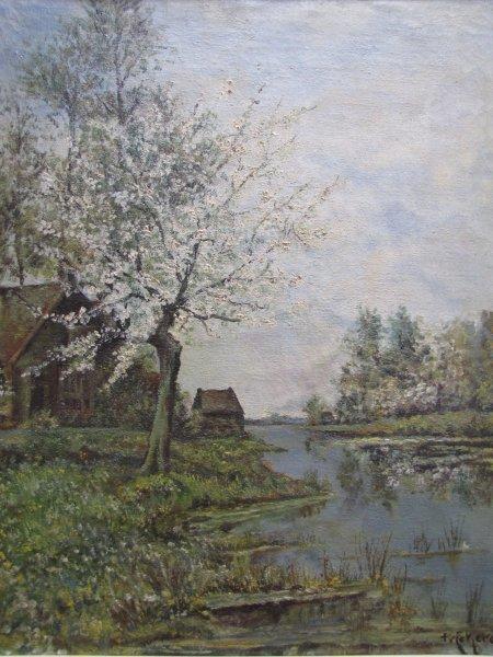 Info schilder en schilderij for Schilder en behanger gezocht