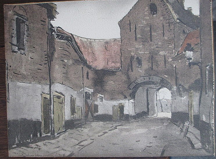 Poortje en schilder gezocht for Schilder en behanger gezocht